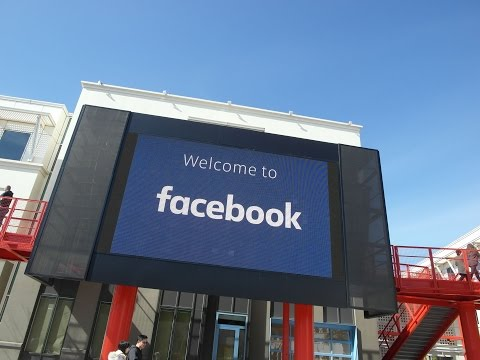 #3 Sneaking into Facebook HQ
