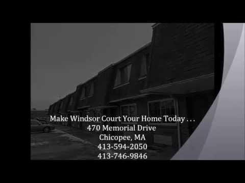 Windsor Court Chicopee Massachusetts. 413-594-2050