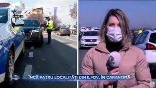 Stirile Kanal D (25.03.2021) - COVID-19 | Noi masuri pe masa Guvernului! | Editie de pranz