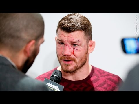 Michael Bisping Explains Why He Didn't Ask for Title Shot After Big Win
