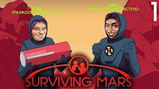 Surviving Mars Let's Play - Expanding Europe - Part 1