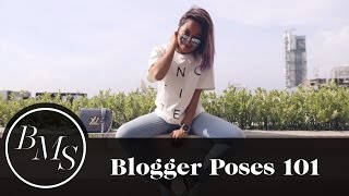 How to Pose Like a Fashion Blogger | Laureen Uy