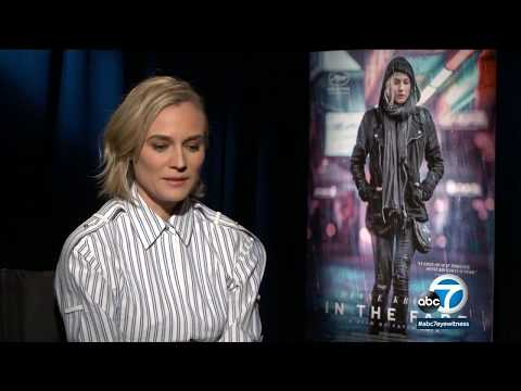 "Diane Kruger stars in German thriller ""In the Fade"" 