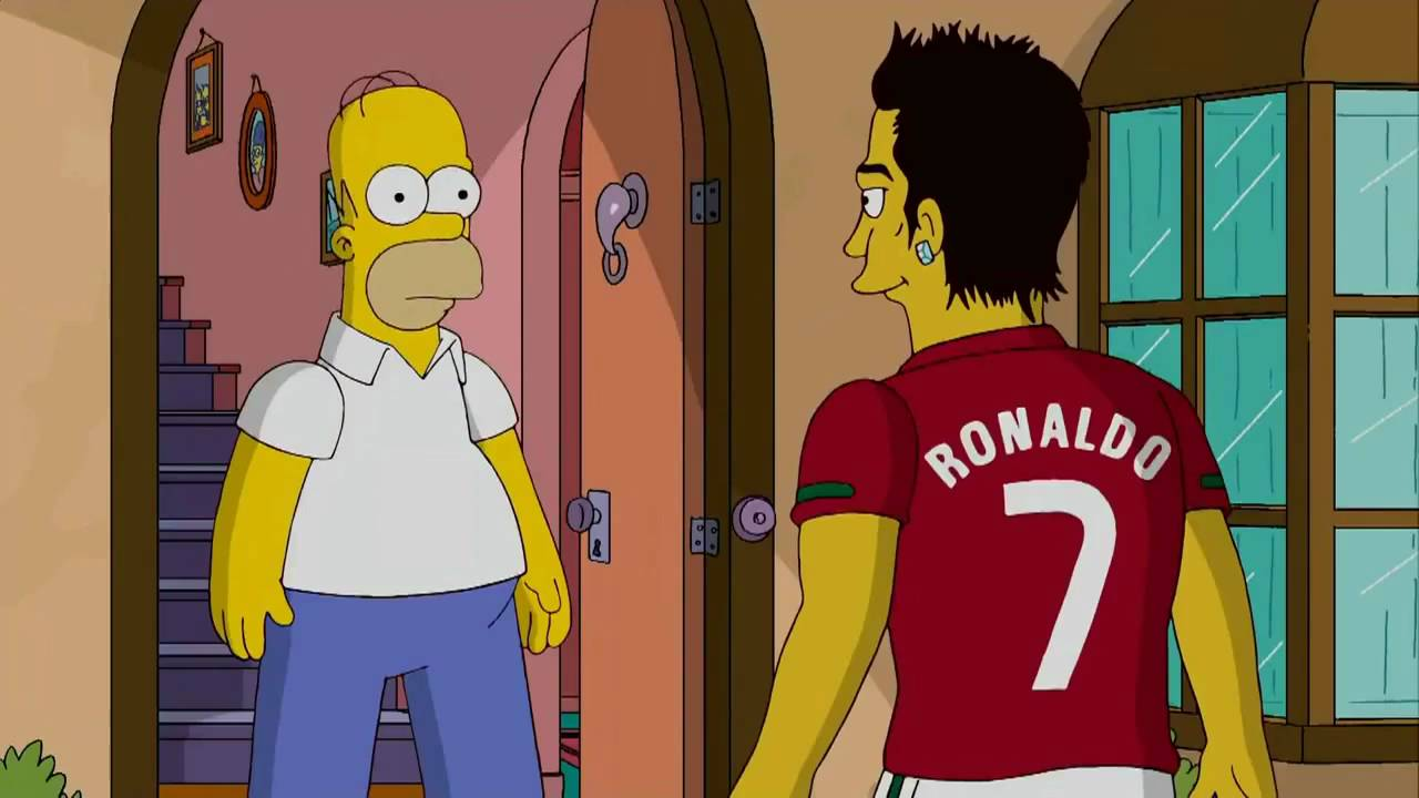 2a26b7bf8 West Ham United appear in 'The Simpsons'
