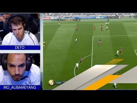 ReLive | Viertelfinale - Halbfinale - Interactive World Cup 2017 | FIFA 17 | SPORT1