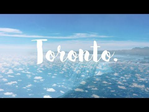 Toronto and Niagara Falls travel vlog// My Trip to Toronto, Canada!! | Sophsensation