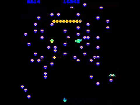 Game of the day 1076 Centipede...