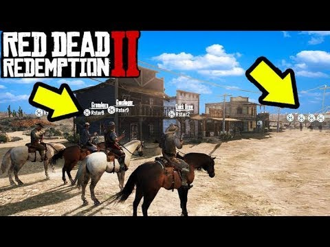 Red Dead Online Character Customization, RDR2 Online DLC, Hunting Online in RDR2 Online