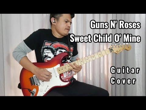 Sweet Child O' Mine – Guitar Cover by Erick Fernandez