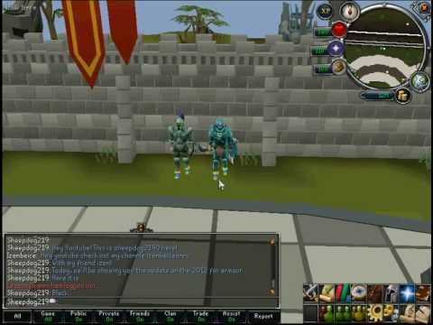 Runescape The New Update 2012 All Armour For Non Members Old