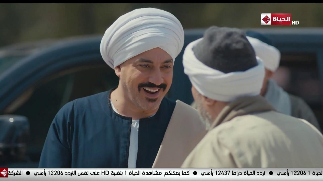 مسلسل بحر - ربيع يصدم أبو حبيبه صدمة العمر .. هيتجوز بنته غصب عنه !