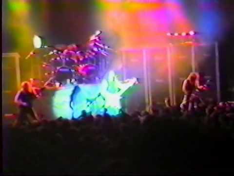 Slayer - November 07, 1986 @ The Olympic Full