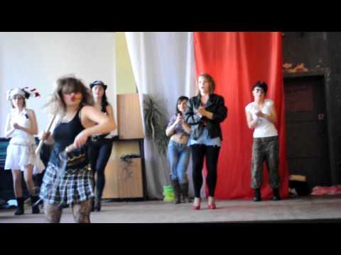 Dzień wiosny 2010 YMCA w ZSTH Żagań!!