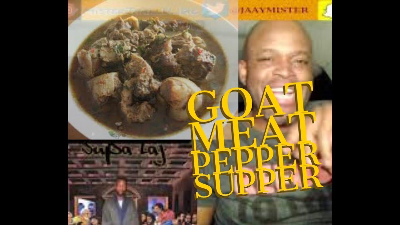Download SupaLaj  - Serving Beef Pepper Soup - '' Last Supper ''  (Judas RapKnowledge Diss) Review!!