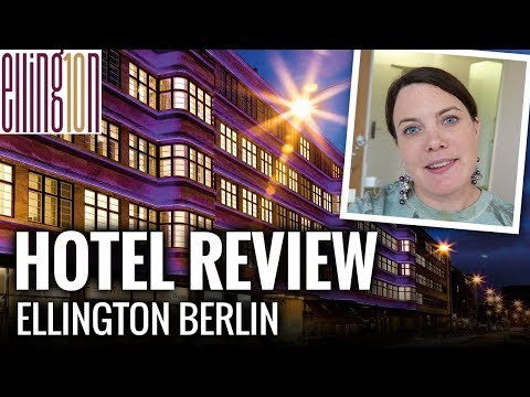 HOTEL REVIEW: Ellington Berlin, Germany