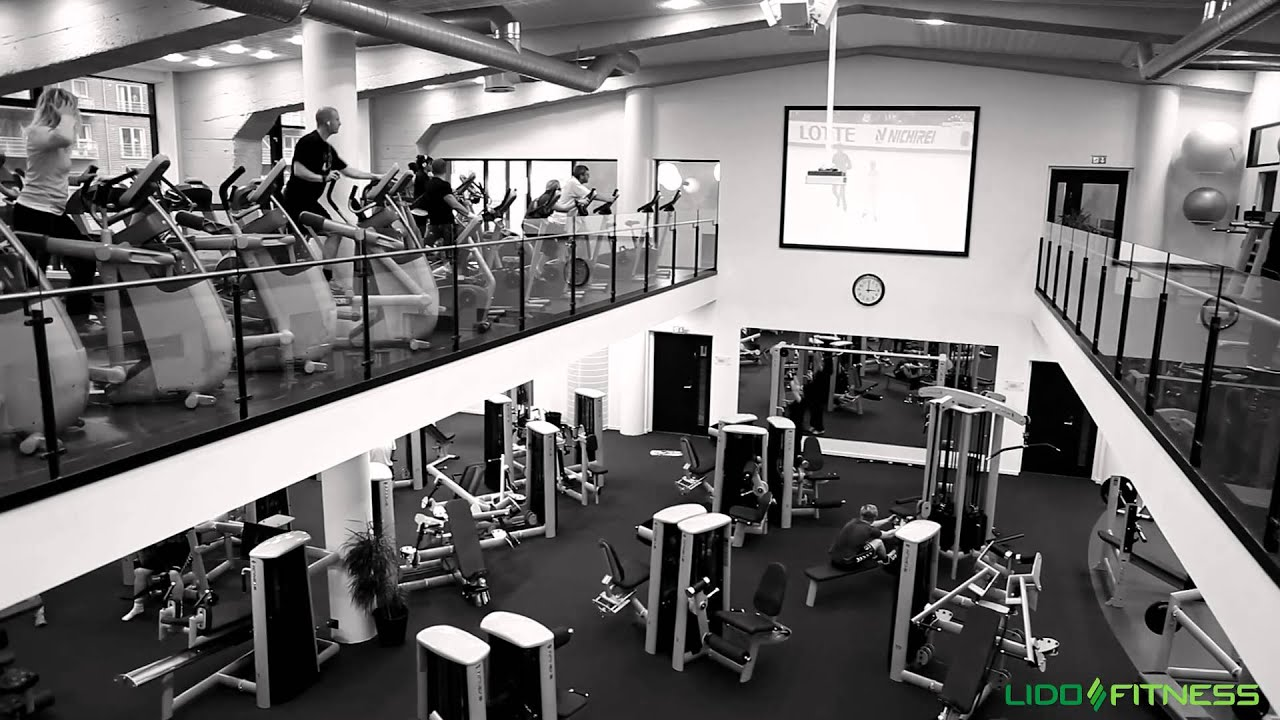 lido fitness horsens