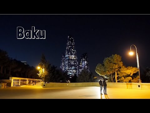 The Best of Azerbaijan's Capital