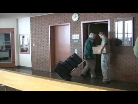 FBI raids City Hall in East St. Louis, Illinois