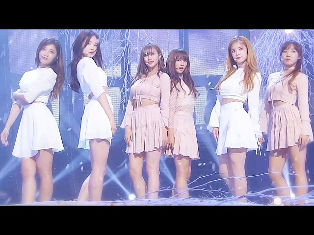 《Comeback Special》 Apink (에이핑크) - Only one (내가 설렐 수 있게) @인기가요 Inkigayo 20161002