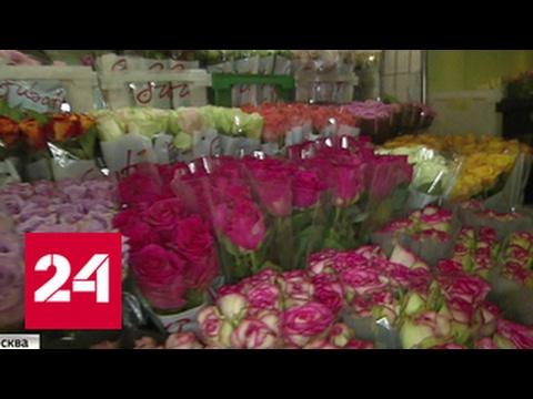 Цветы напрокат: перед 8 марта букеты подорожали на 20 процентов
