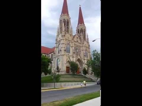 Catedrala St.Helena, Helena City, Montana USA