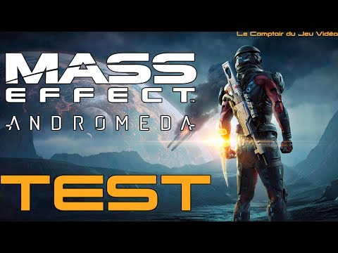 Test Mass Effect Andromeda : le grand fan parle !
