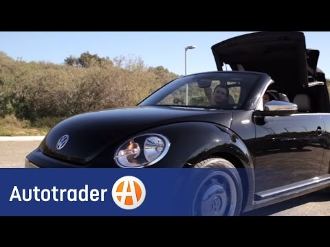 2013 Volkswagen Beetle - Convertible | New Car Review | AutoTrader