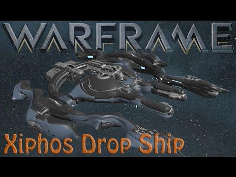 Warframe - Xiphos Drop Ship