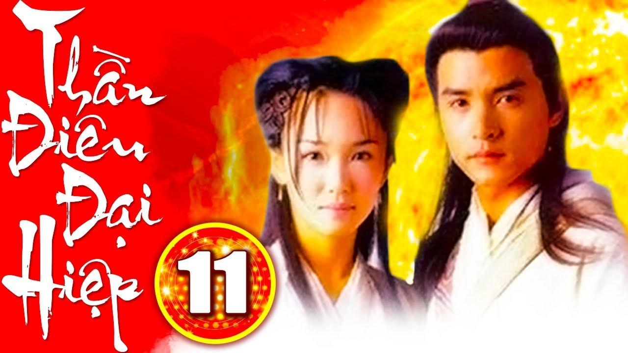 Thần Điêu Đại Hiệp – Tập 11 | Phim Kiếm Hiệp 2019 Mới Nhất – Phim Bộ Trung Quốc Hay Nhất