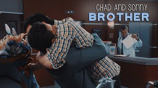 Ive Got You Brother :: Chad And Sonny