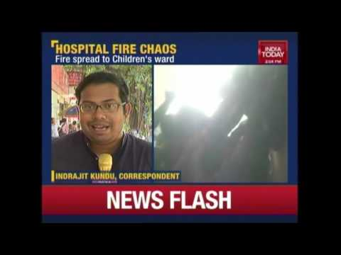 Fire At Govt Medical College In Murshidabad, One Killed & Several Injured