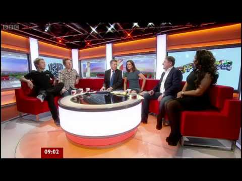 BBC Breakfast: The Happy Mondays and the Inspiral Carpets
