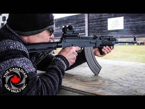 CSA VZ. 58 - Range Day Review