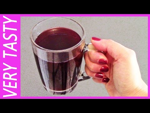 HOW TO MAKE HOT SPICED WINE. MULLED WINE.