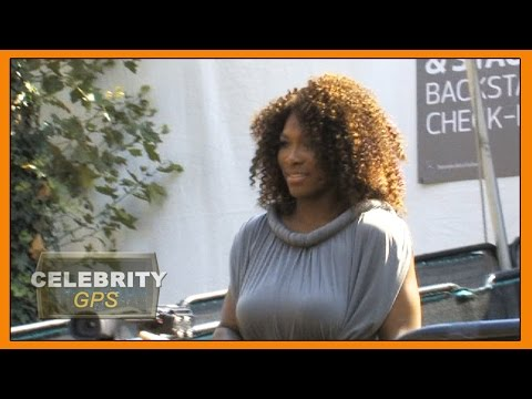 Serena Williams is pregnant - Hollywood TV