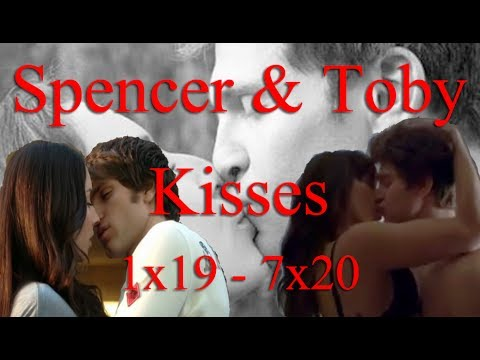 All Spencer and Toby Kisses (S1-7)