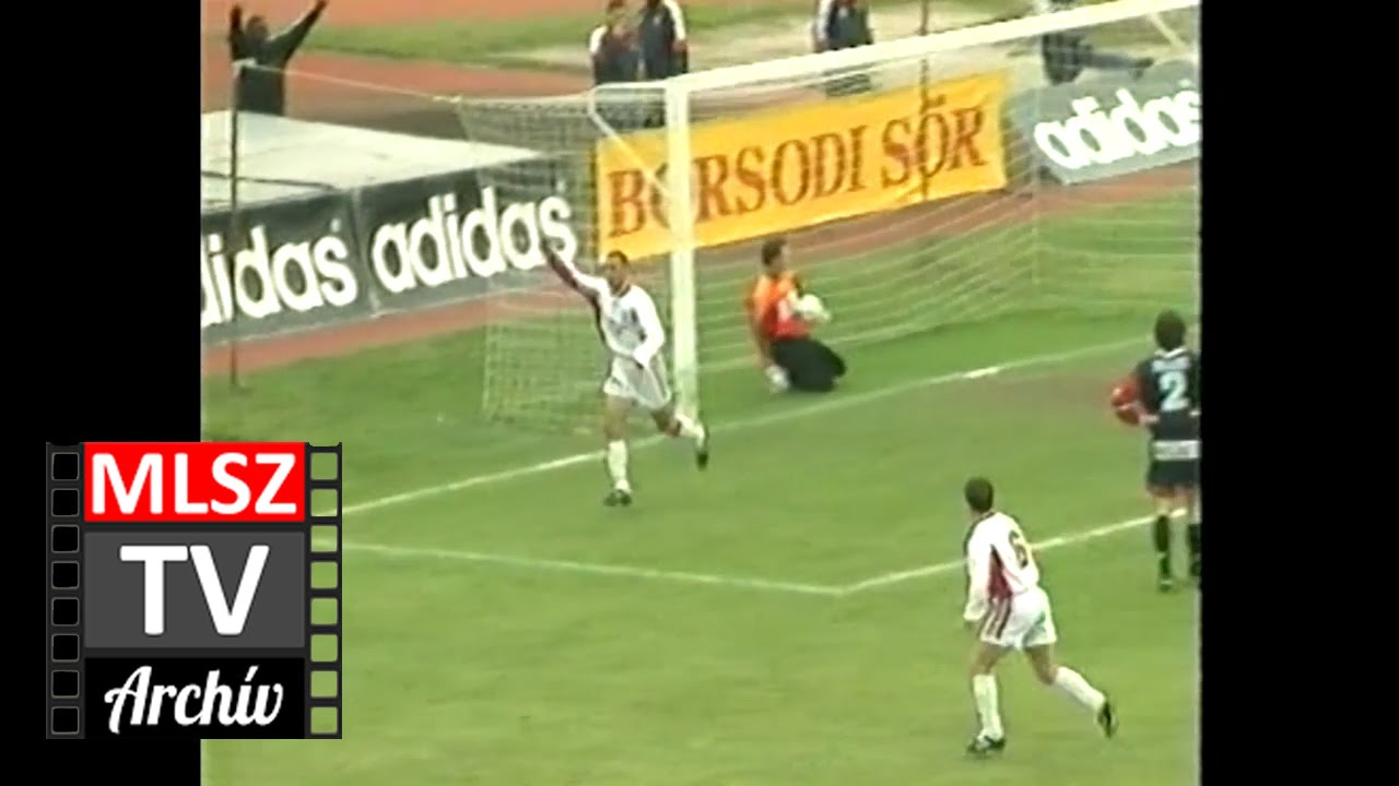 Diósgyőr-Vasas | 1-1 | 1999. 11. 06 | MLSZ TV Archív