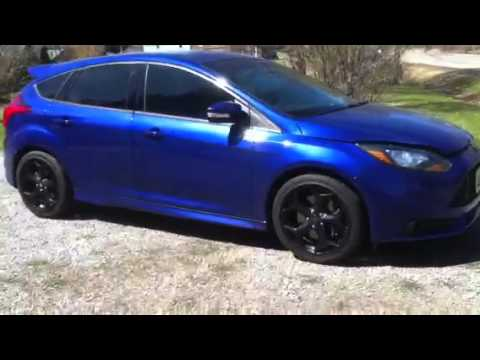 Black Focus St Rims Update Upcoming Cars 2020