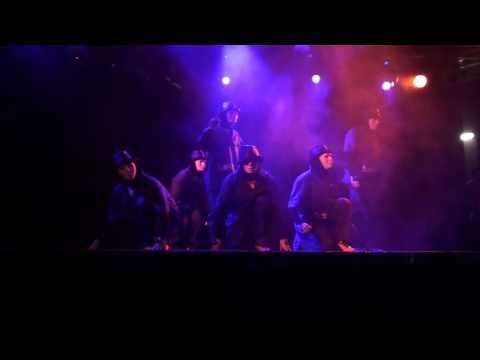 JabbawockeeZ LiVE @ The Forum - Sydney HD Part 1 of 3