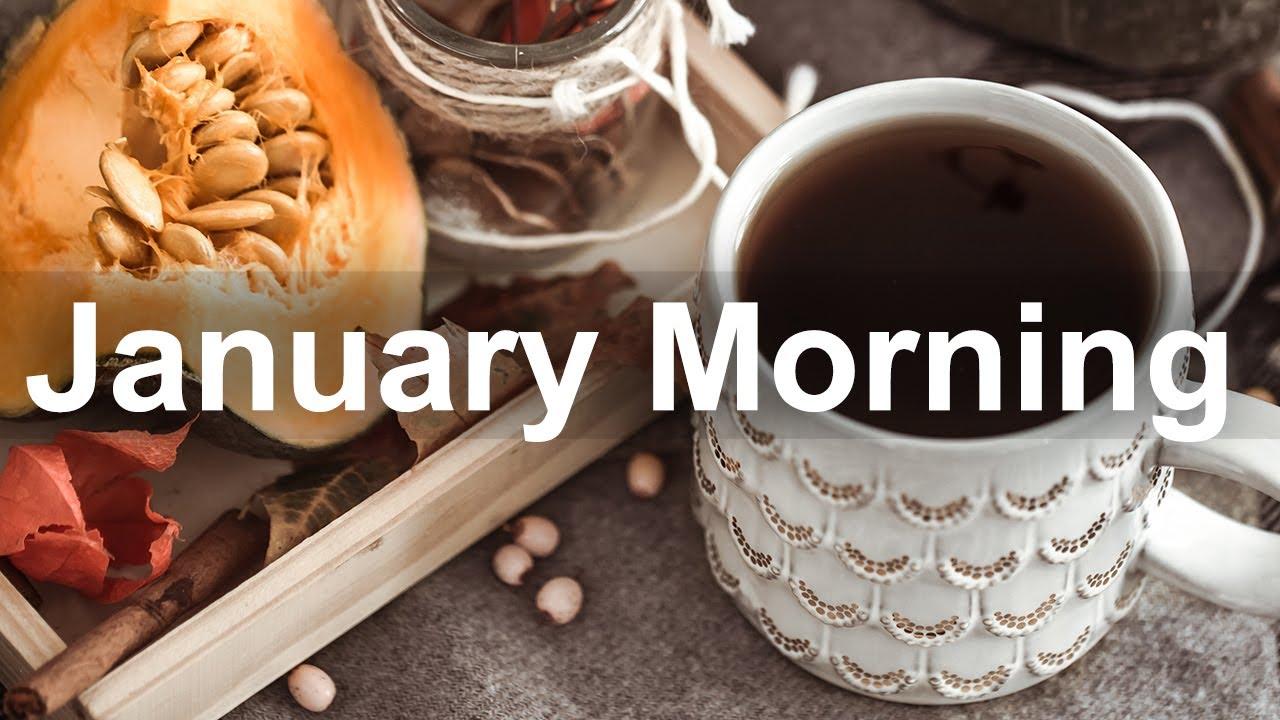 January Morning Jazz - Sweet Winter Time Jazz and Bossa Nova Music for Good Day
