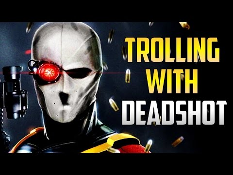 Injustice 2 ▰ Trolling People With Deadshot & Making Them Rage