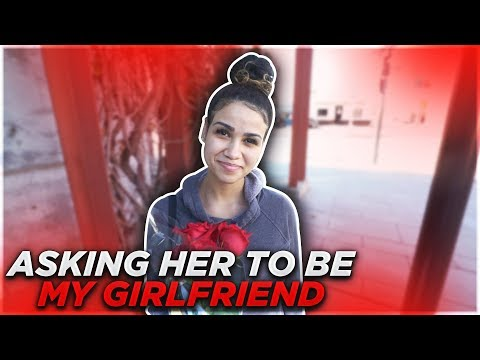 I ASKED MY BEST FRIEND TO BE MY GIRLFRIEND!!❤️(VERY EMOTIONAL)