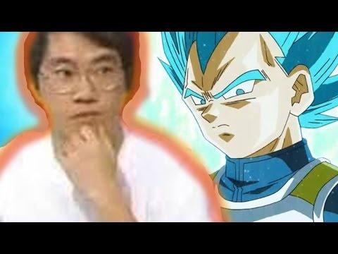 Dragon Ball Creator Is Angry About Dragon Ball Super Anime!