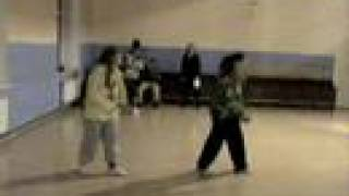 Street dance lolli lolli