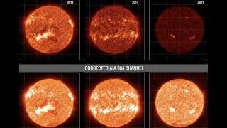 Sun Erupts, Magnetic Pole Shift meets Climate Science | S0 News July.24.2021