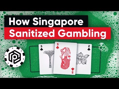 Clean, Green, & Unseen: How Singapore sanitized gambling