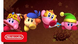 Kirby Fighters 2 - Copy Compendium #1 - Nintendo Switch