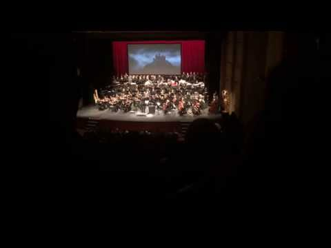 Game of Thrones theme conducted live by composer Ramin Djawadi