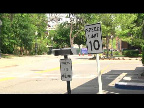 UF forgives parking tickets in exchange for food donations