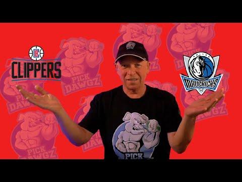 Dallas Mavericks vs Los Angeles Clippers 3/15/21 Free NBA Pick and Prediction NBA Betting Tips